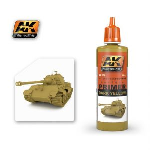 DARK YELLOW PRIMER 60ML<br> AK176